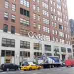 Google New York offices