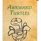 Awkward Turtles finally in print — and 3 copies sold!